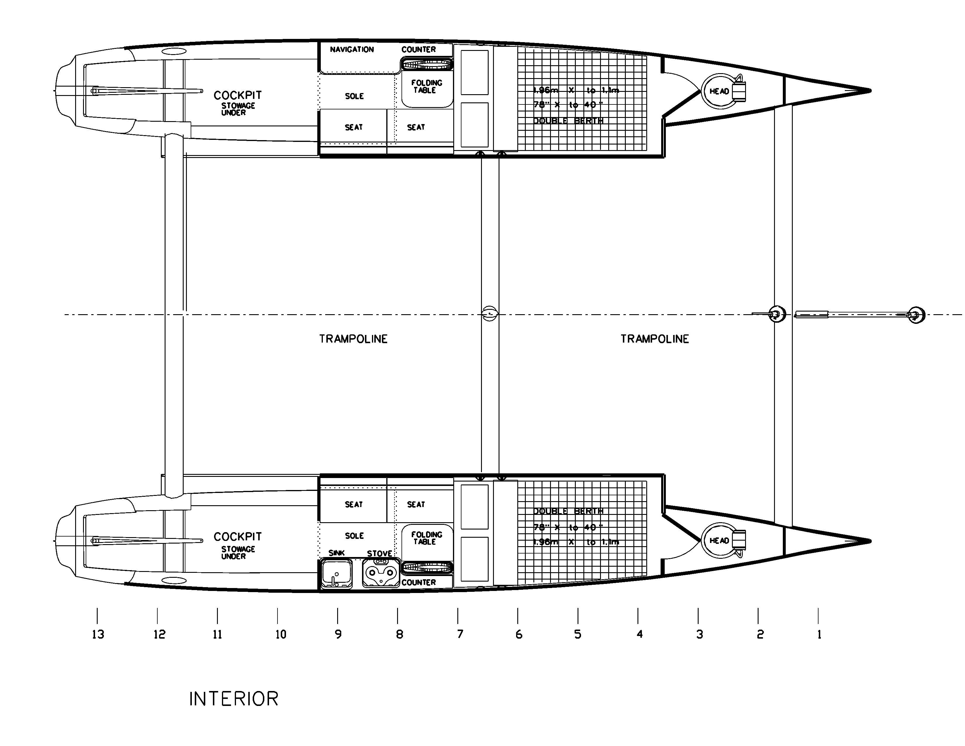 Multihull Design Blog | Kurt Hughes on Catamarans ...